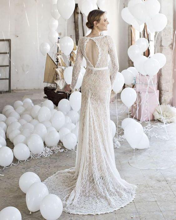 wedding dress from Noya Bridal 2016 | I take you - UK wedding blog #weddingdress #bridaldress #weddingdresses #weddinginspiration #weddinggown #bridalgown #bridalcouture: