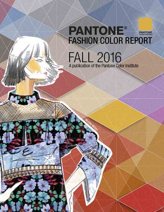 View @PANTONE's Fashion Color Report! Top 10 Colors for Fall 2016 #NYFW #PantoneTrends #FW16: