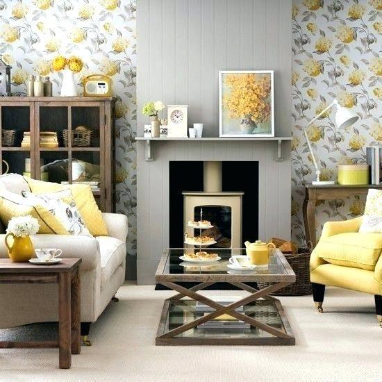 Grey And Mustard Living Room Ideas