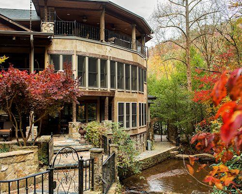 YesyesyeysNorth Georgia Mountain Wedding Villa ChotaFalls