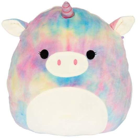 16 Squishmallow Rainbow Unicorn Animal Pillows Unicorn Toys Pillow Pals