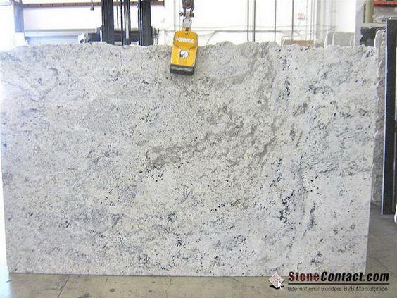 White Ice Granite Kitchen Concepts Pinterest We The