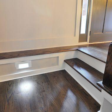 Jacobean stain jacobean and hardwood floors on pinterest for Hardwood floors jacobean