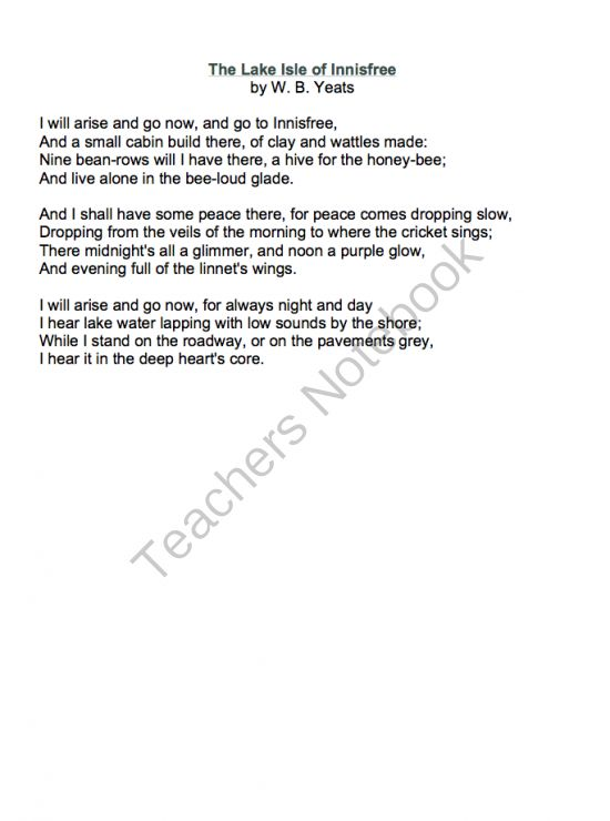 Poetry Bundle from EndeavorsinEducation on TeachersNotebook - cover letter for business analyst