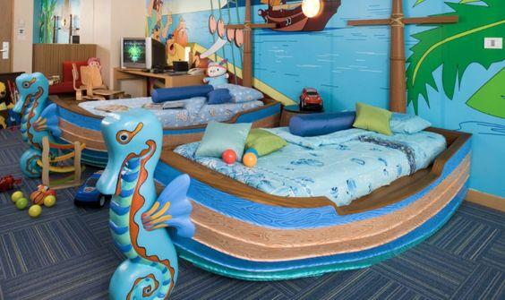 LegoLand Hotel para crianças