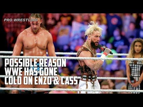 Possible Reason WWE Has Gone Cold On Enzo & Cass