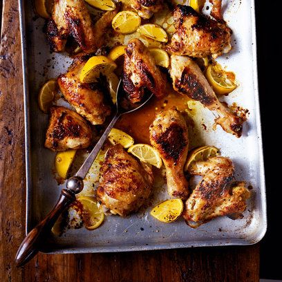 red chicken recipes pictures the picture roasted chicken chicken lemon ...