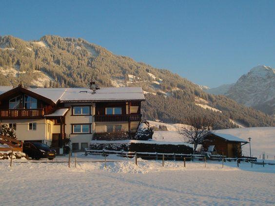 Erholung pur in der Natur - Ferienwohnung für bis zu 3 Personen in Oberstdorf, Deutschland. Objekt-Nr. 542648