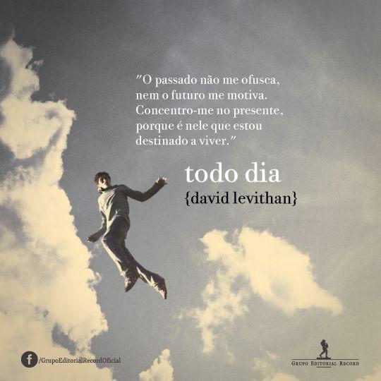 Livro de David Levithan.: