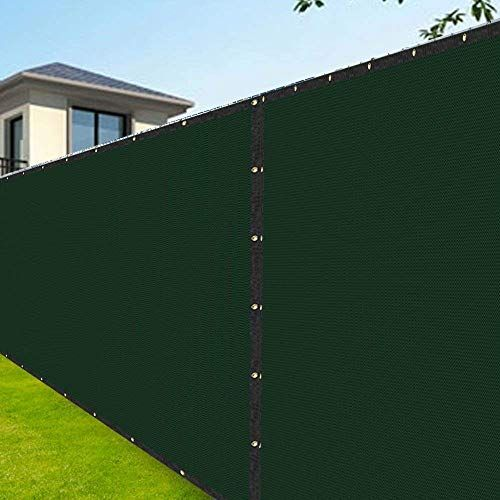 Amagabeli 8 X50 Fence Privacy Screen Heavy Duty For Chain Link