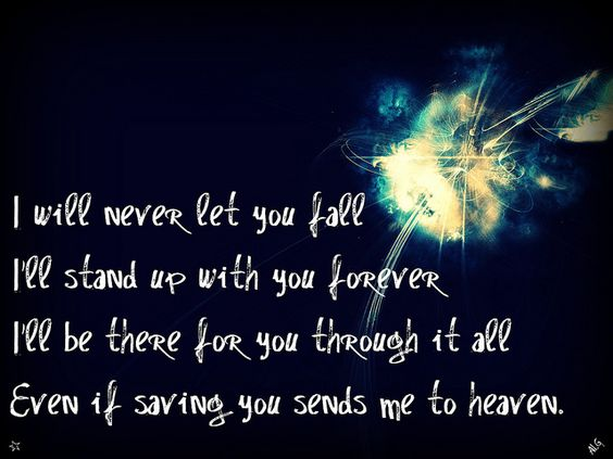 Your Guardian Angel - The Red Jumpsuit Apparatus - Lyrics ...