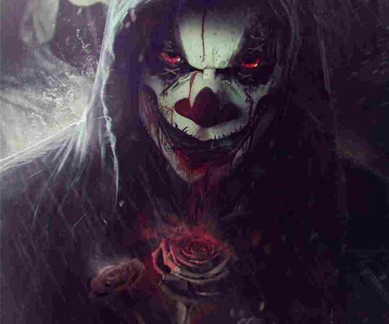 ... 13th Floor Haunted House Chicago By Killer Clown Animation Pinterest  Clowns Love And ...
