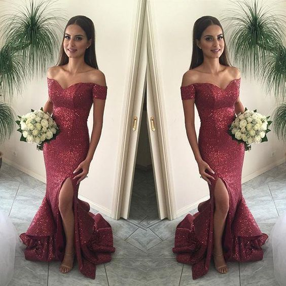 Short Mermaid Prom Dresses Photo Album - Reikian
