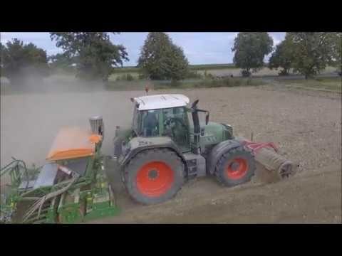 Siew Rzepaku 2018 Nowy Nabytek Wal Expom Fendt 820 Amazone Ad P 30 Fendt Fendt 820 Traktoren