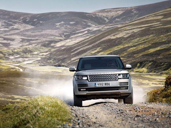 2013 Land Rover - Range Rover