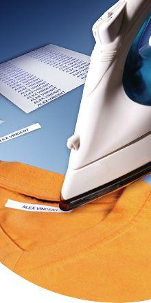 Etiquettetout.com - Étiquettes pour vêtements