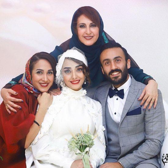 بیوگرافی فاطمه گودرزی و همسرش عبدالرضا گنجی بازیگر سریال شرم اینستاگرام Wedding Dresses Celebrities Dresses
