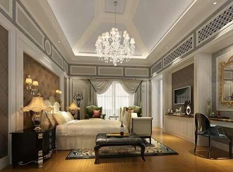 Bedroom - chic