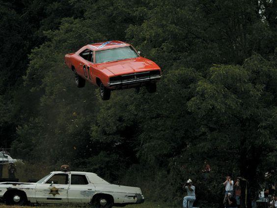 Maiden Stunt Cars