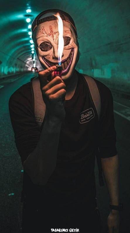 Cool Fire Wallpaper Dark Art Illustrations Gas Mask Art Smoke Art