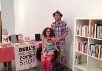 Berl's Brooklyn Poetry Book Shop Brings Poetry and Community to New York: