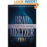 "Brad Meltzer ""The Zero Game"". I like all his other books too."