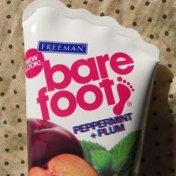 Freeman Bare Foot Peppermint + Plum Foot Lotion - Blender Online
