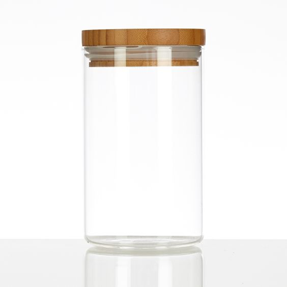 Glassery Glass Canisters
