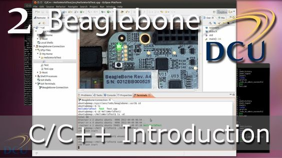Beaglebone: C/C++ Programming Introduction for ARM Embedded Linux Develo...