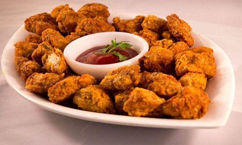 طريقة عمل بوب كورن الدجاج فى المنزل وصفات دجاج Popcorn Chicken Recipe Chicken Pop Popcorn Chicken
