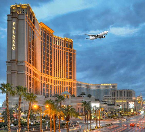 Explore The Palazzo, Las Vegas
