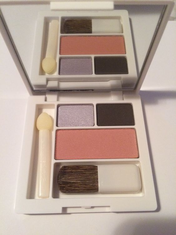 Brand new no box. Clinique Blackberry frost, Slate stay matte, and pink blush. $15+ship&fees or picky trade