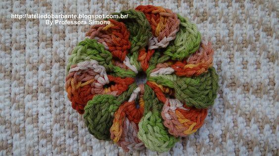 Flor Bicolor parte-1