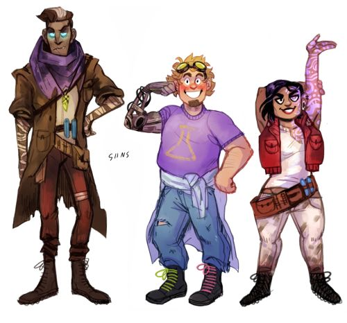 Yogscast characters