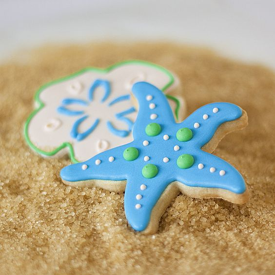 Perfect for a sea beach theme party