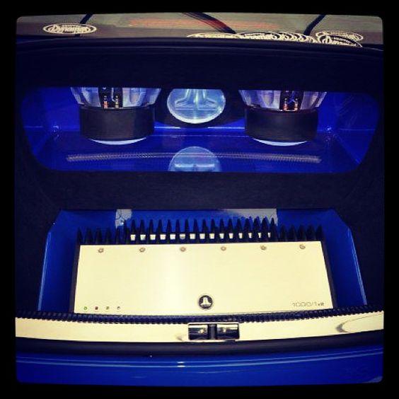 68 camaro custom trunk car stereo install fiberglass ... |Stormtrooper Car Audio Custom Trunk Install