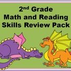 Keep this skills pack handy to review some of the basic 2nd grade concepts including:    1. Nouns and verbs (1 worksheet with answer key)  2. Writing ...