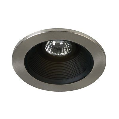 Eurofase Lighting R010 4.88in. Step Baffle Recessed Lighting Trim