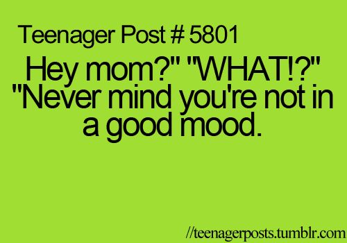 i say this all the time