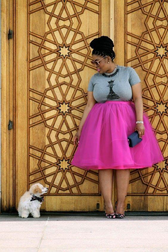 Plus Size Fashion: Style Chic 360: