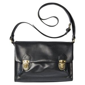 Mossimo Supply Co. Cross Body Handbag - Black : Target Mobile