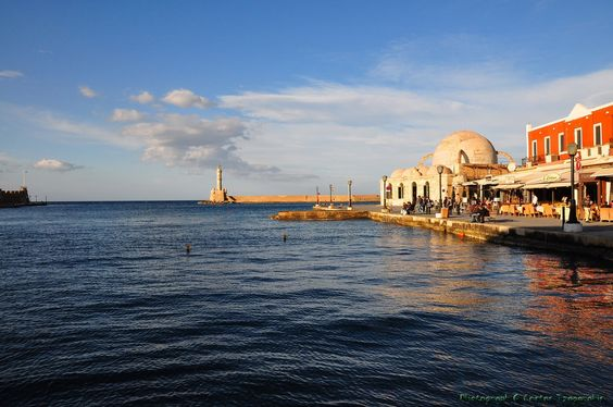 Chania, Old port
