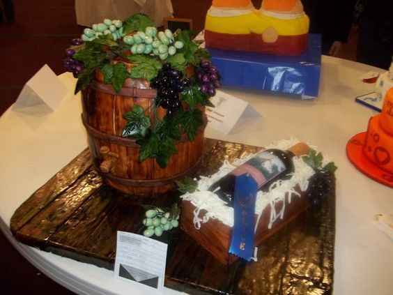 First place garden state cake show. www.facebook.com/SweetInspirations2012.