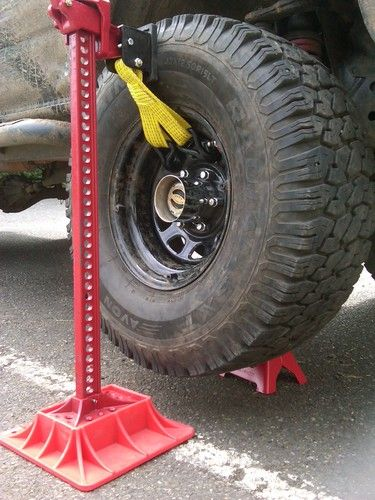 Jack For Lifted Truck >> Customer Image Gallery for Hi-Lift Jack LM-100 Lift-Mate ...