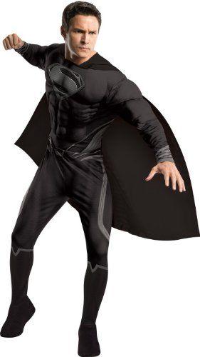 Rubie's Dc Heroes and Villains Uniform Superman, Black, Large Costume Rubie's http://www.amazon.com/dp/B00E1SWFBY/ref=cm_sw_r_pi_dp_-mHhwb182H850