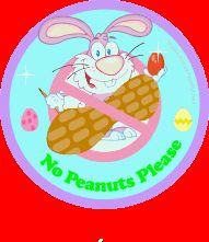 Easter Peanut Free Printables!
