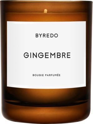 Byredo Gingembre Candle 240g at Barneys New York