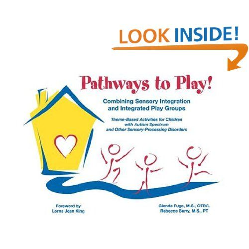 Pathways to Play! Combining Sensory Integration and Integrated Play Groups: Glenda Fuge, Rebecca Berry