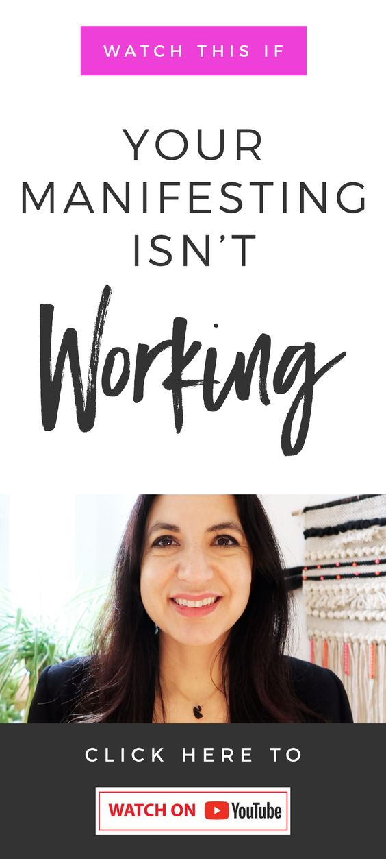 Watch This If You're Manifesting Isn't Working | Manifestation Problems + Tricks