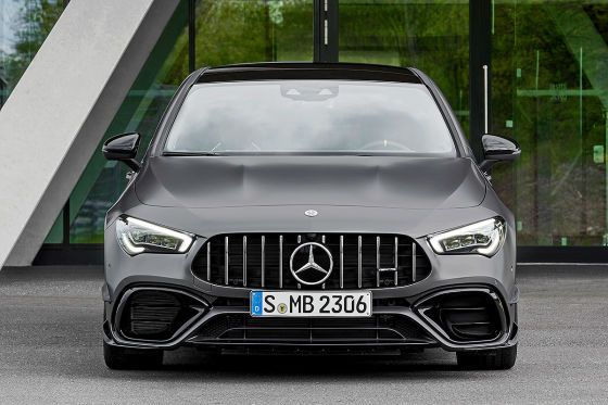 Mercedes Amg Cla 45 2019 Ps Engine Market Launch Price Top